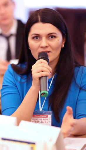 тренер Наталья Махно